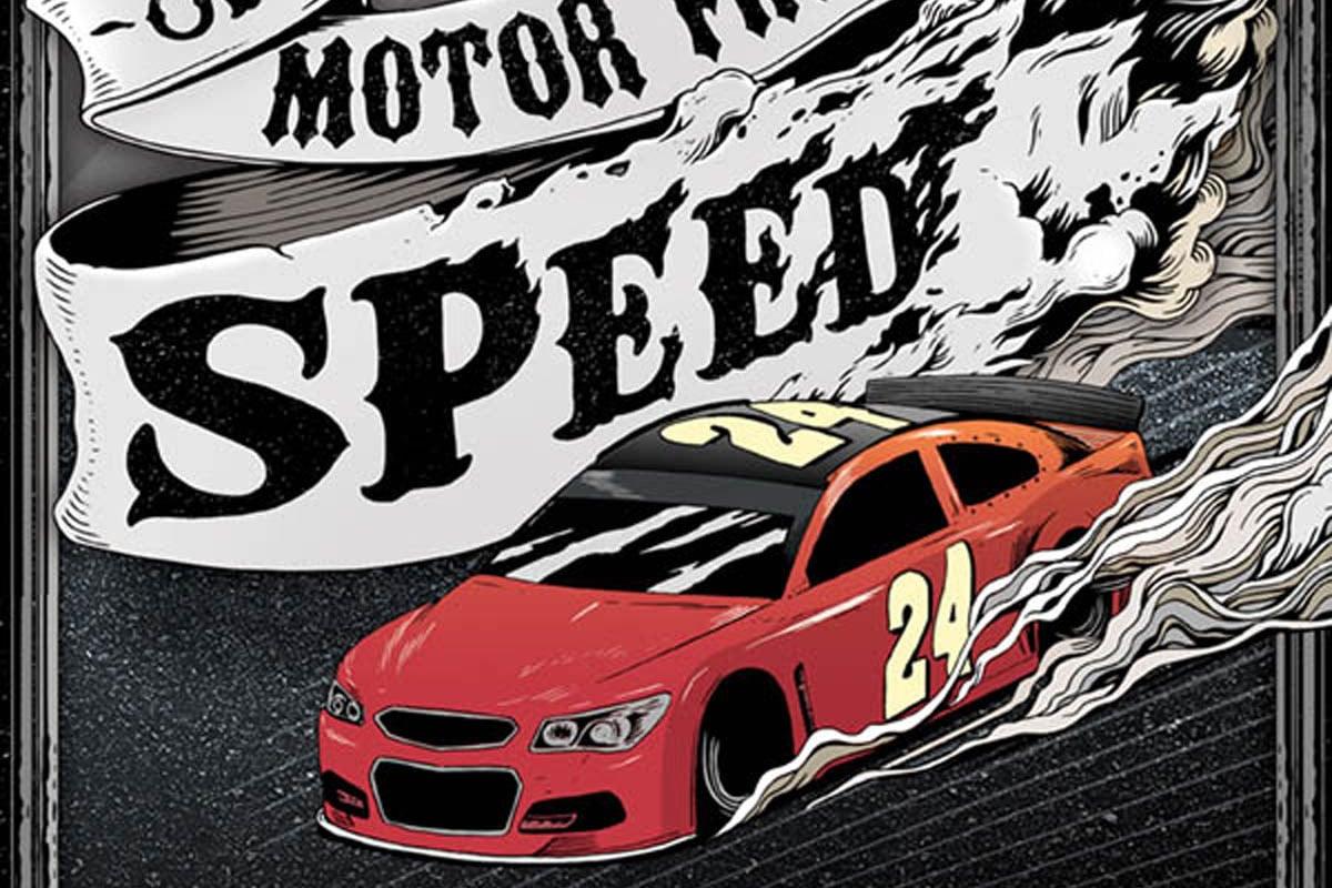 Texas Motor Speedway Travel Marketing Case Study Speed Nascar Ad