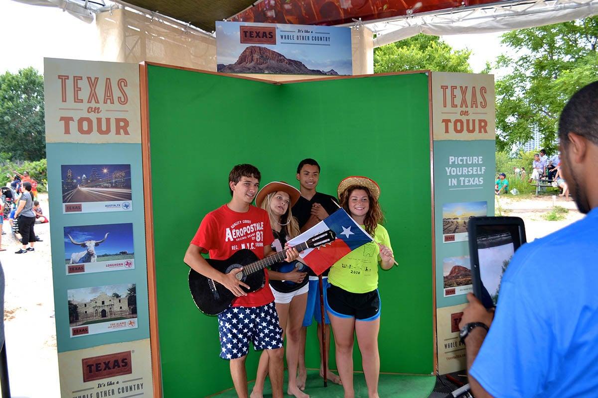 Texas Tourism Travel Marketing Case Study Texas On Tour