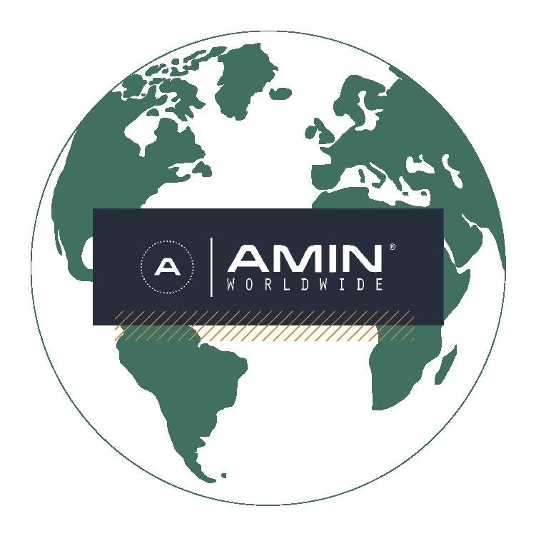 AMIN Worldwide Global Agency Alliance Logo