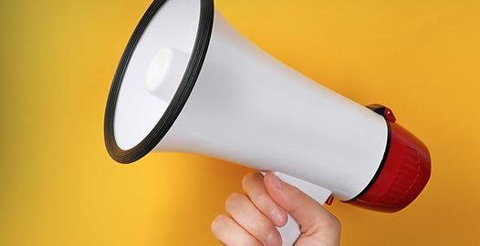 COVID_media_megaphone